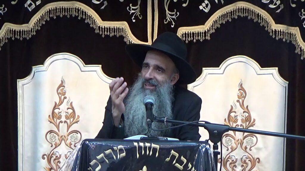 הרב מאיר דוד שמואלי - התמודדות עם נסיונות
