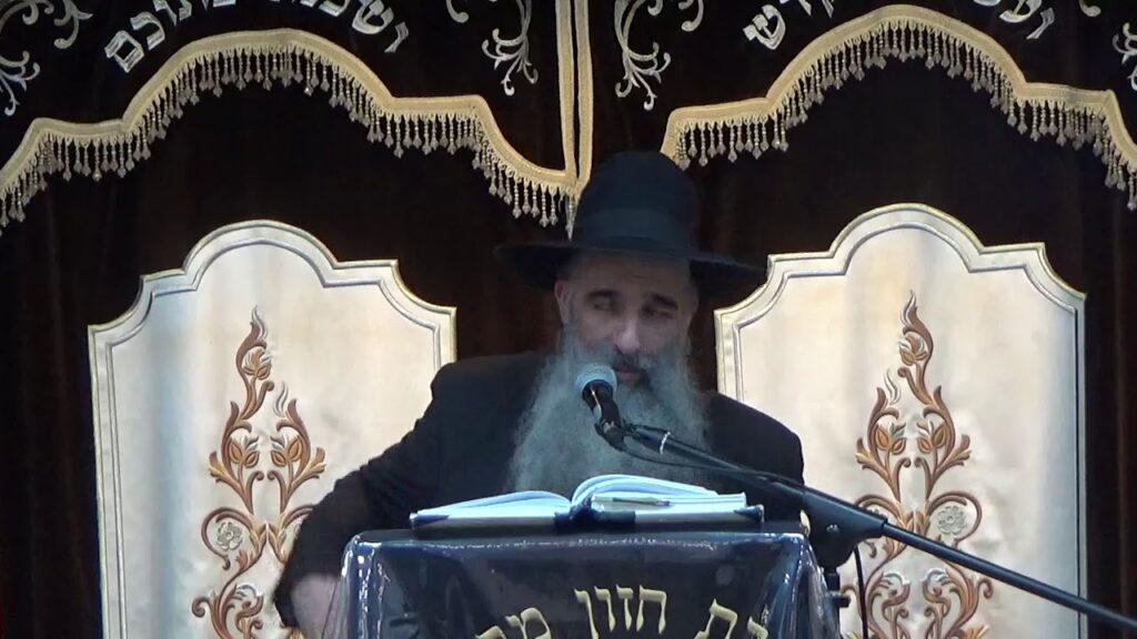 הרב מאיר דוד שמואלי - סוד ההצלחה וקדושה