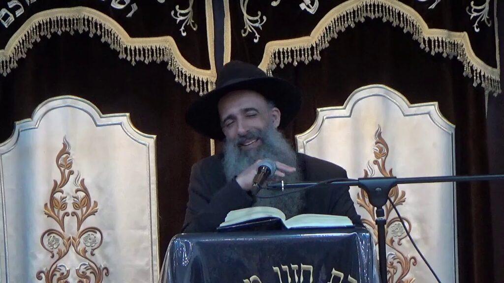 הרב מאיר דוד שמואלי - חומר פגם היסוד
