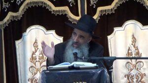 הרב מאיר דוד שמואלי - הכנה לשובבים
