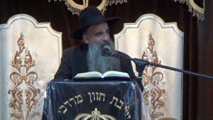 הרב מאיר דוד שמואלי - קדושת העיניים