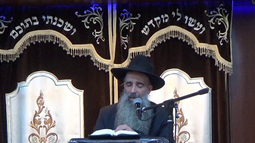 הרב מאיר דוד שמואלי - נשמת כל חי ברבים על הניסים שה' עושה ועשה עימנו!