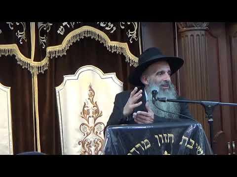 הרב אברהם ישראל פרץ - הילולת הרב ניסים פרץ