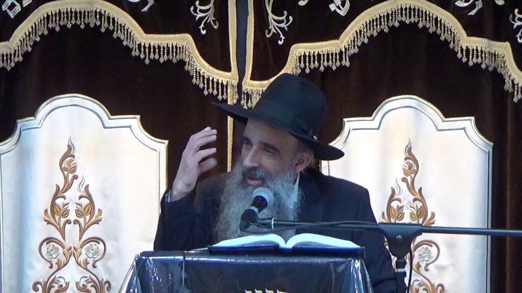 הרב מאיר דוד שמואלי - זיכוי הרבים