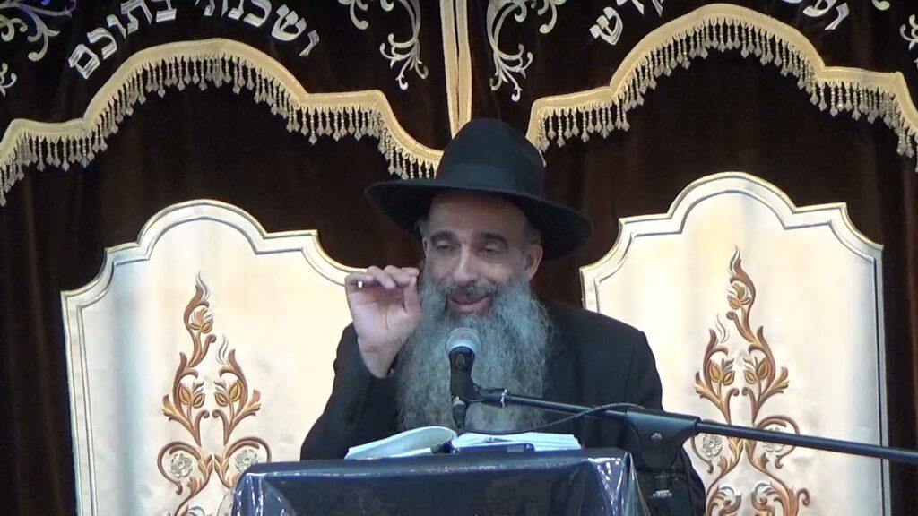 הרב מאיר דוד שמואלי - תיקון המידות חלק ראשון
