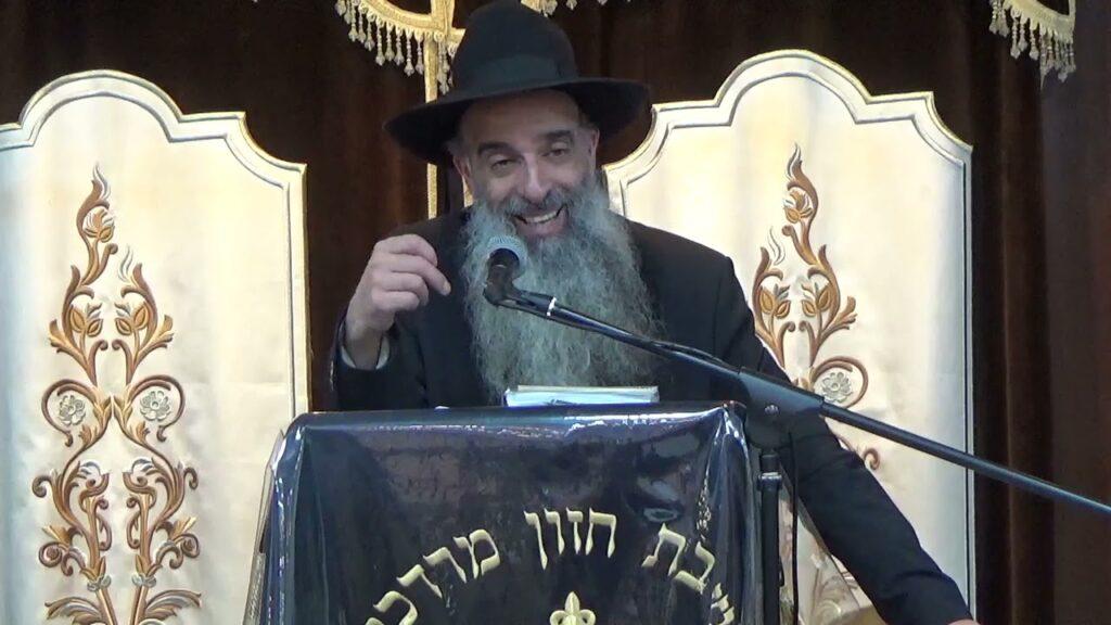 הרב מאיר דוד שמואלי - תיקון המידות חלק שני