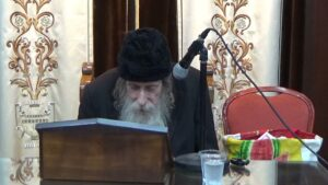 הרב יהודה שיינפלד - הכנה לפסח