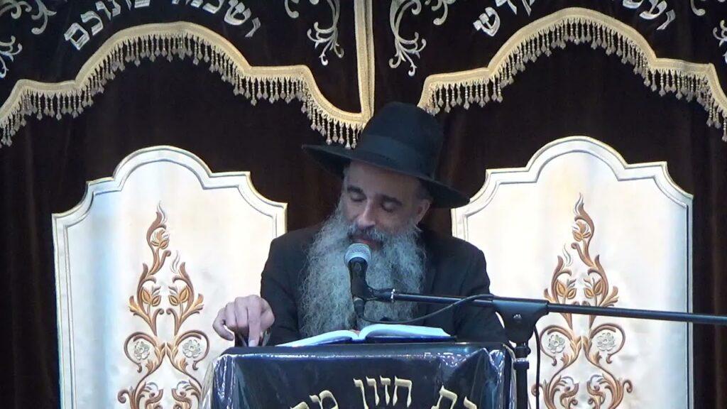 הרב מאיר דוד שמואלי - חינוך הילדים