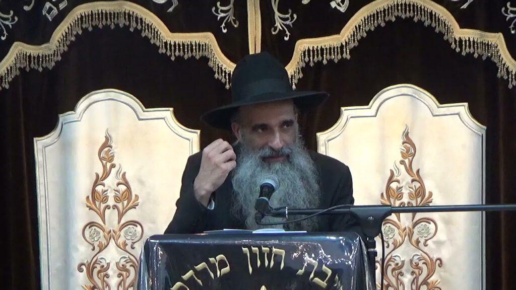הרב מאיר דוד שמואלי - אהבת הבריות