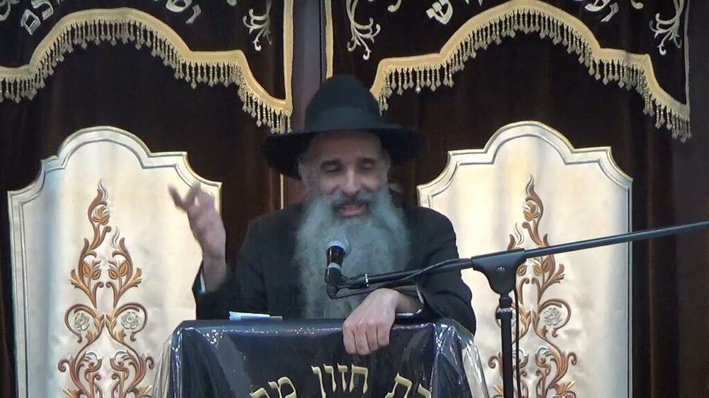 הרב מאיר דוד שמואלי - כח התורה