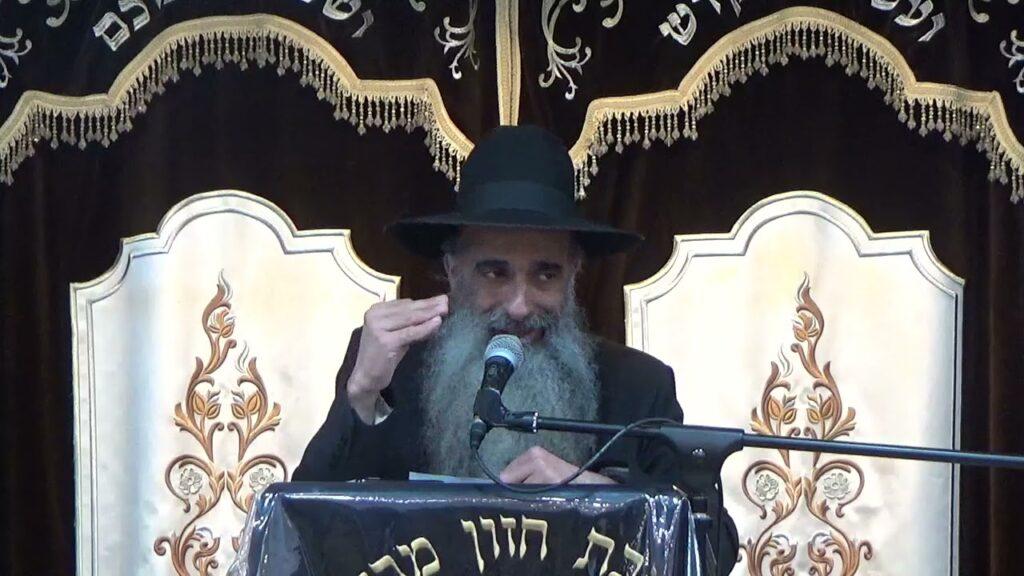 הרב מאיר דוד שמואלי - כחה של תפילה