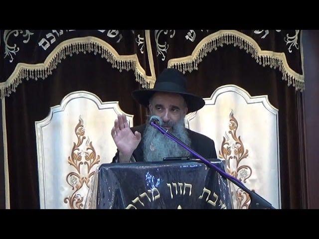 """הרב מאיר דוד שמואלי - הישועה בדרך כ""""ח אלול תשפ""""א"""