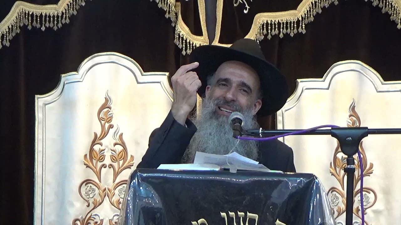 הרב מאיר דוד שמואלי - יוהכ