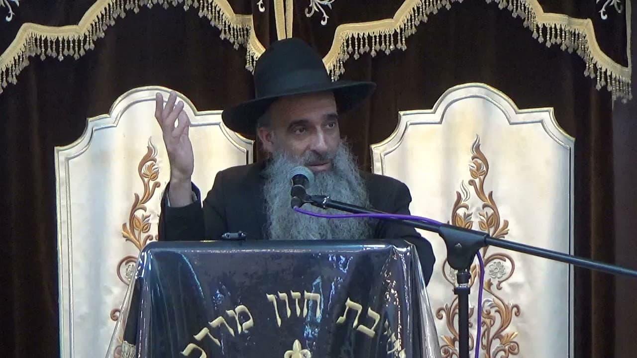 הרב מאיר דוד שמואלי - אהבת התורה